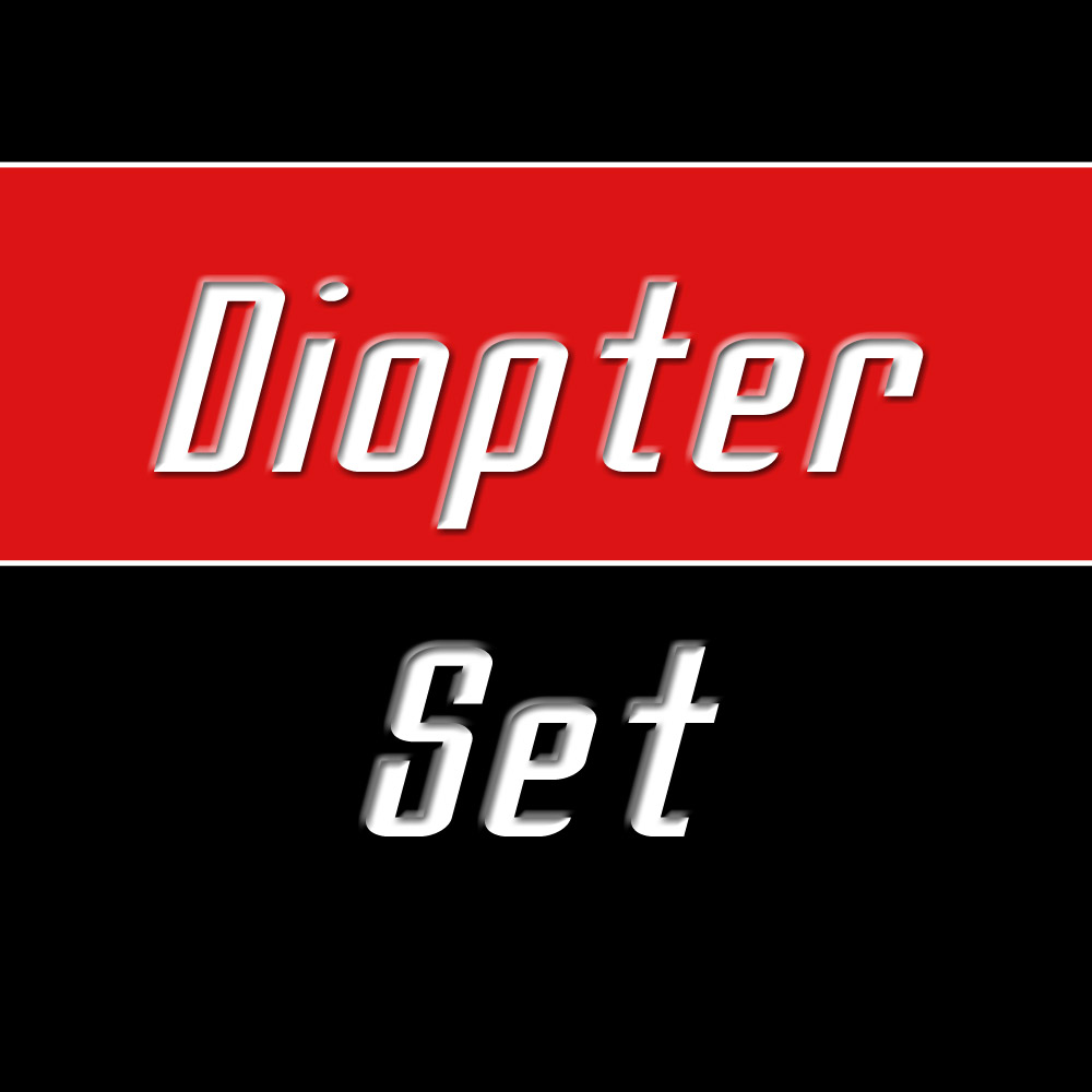 Diopter Set