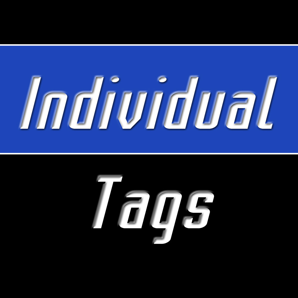 Individual Filter Tags