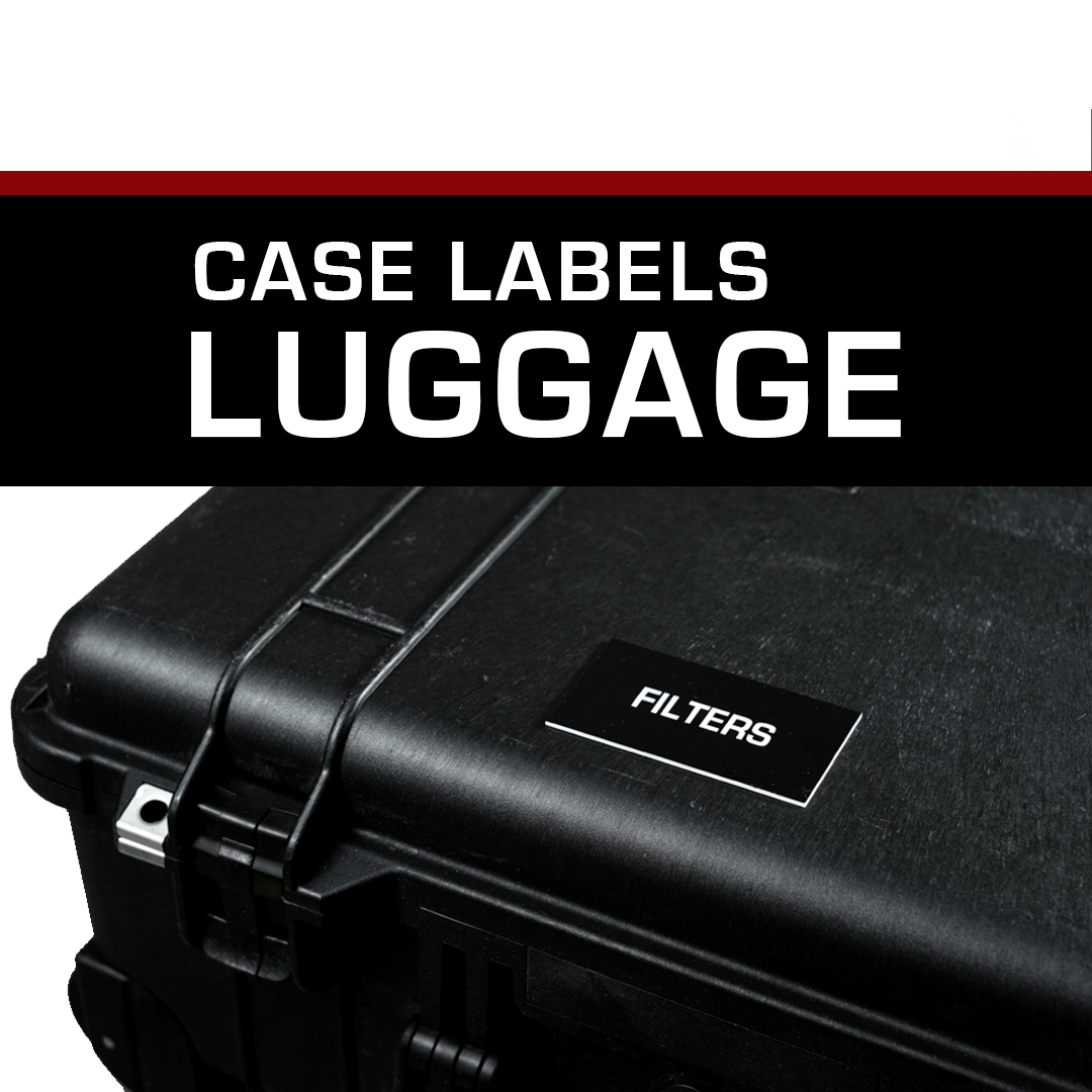 Case Label – Luggage Tag (2×3.5)