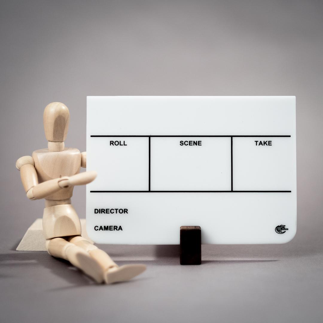 6″  Engraved Insert Slate – Board Only