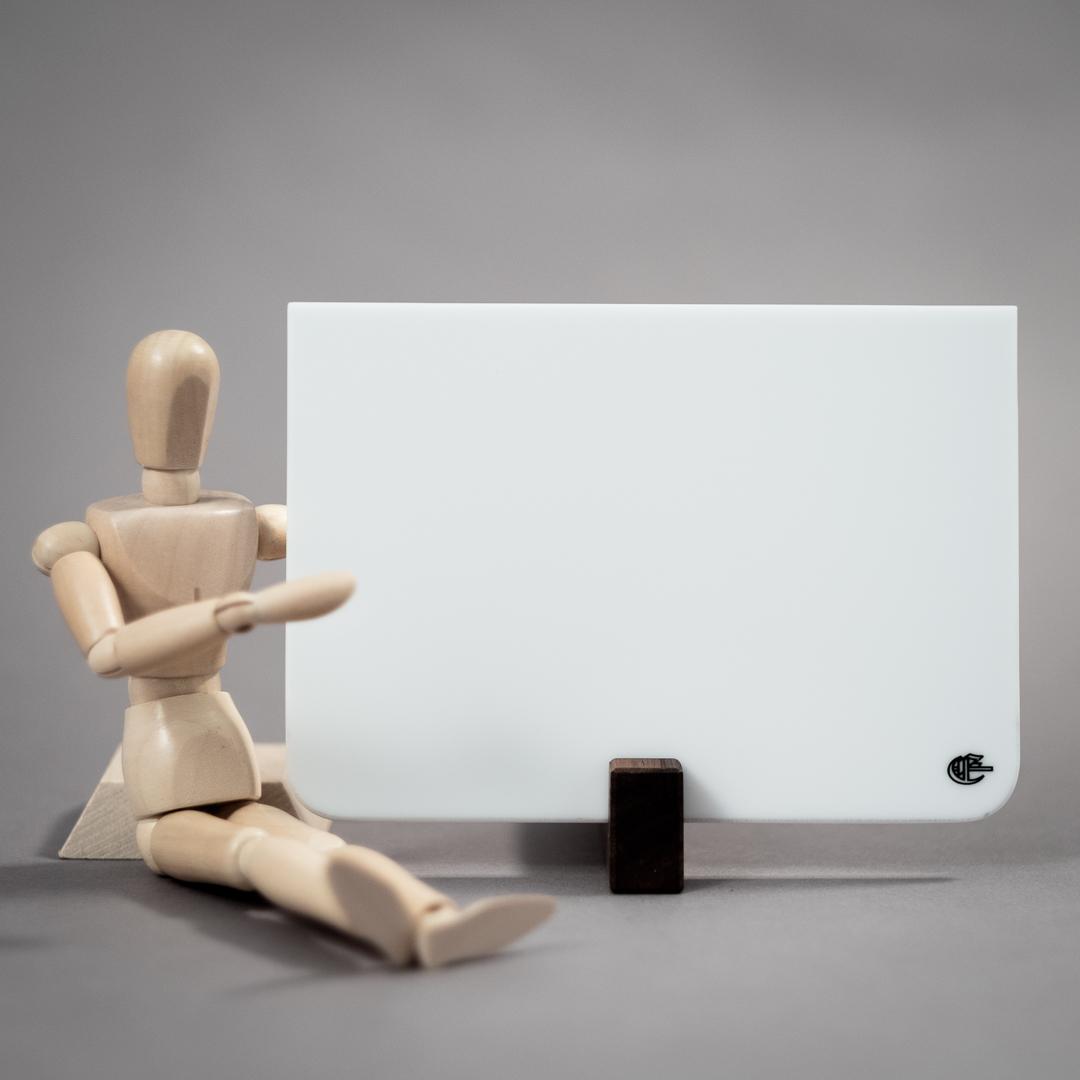 6″ Insert Slate – Blank Board