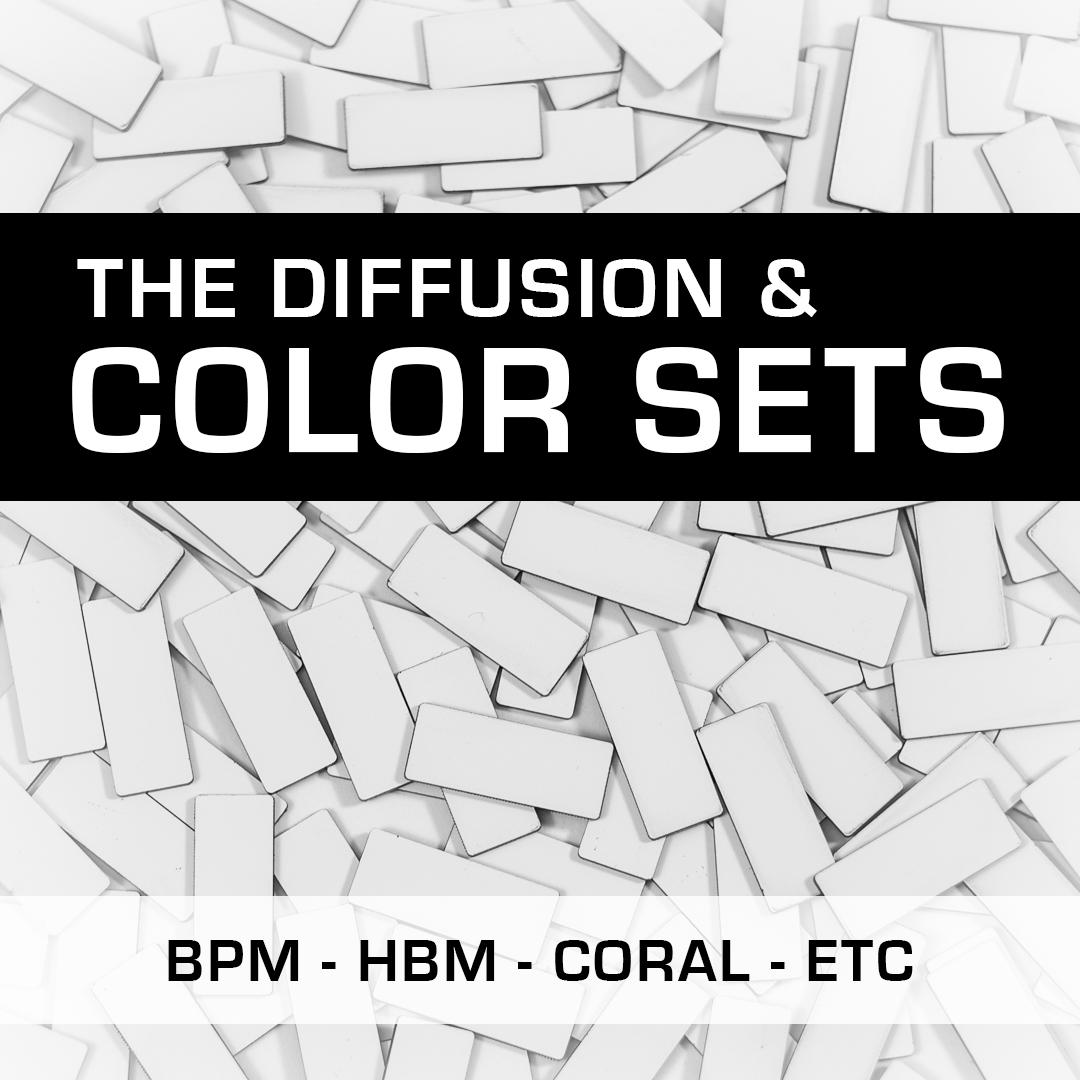 Diffusion & Color Sets